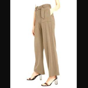 International Concepts Wide Leg Plus Pants